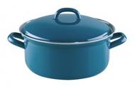 Riess Кастрюля Ceraglas blue (1 л), 16 см