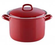 Riess Кастрюля Ceraglas red (2.5 л), 18 см