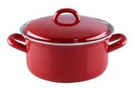 Riess Кастрюля Ceraglas red (0.75 л), 14 см