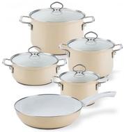 Riess Набор посуды Cappuccino, 9 пр
