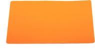 Кулинарный лист для раскатки теста, 37х27 см, оранжевый