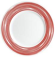 Corelle Тарелка обеденная Brushed Red, 27 см