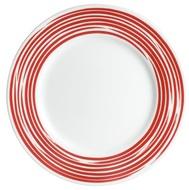 Corelle Тарелка закусочная Brushed Red, 22 см