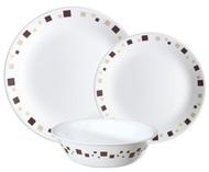 Corelle Набор посуды Geometric, 12 пр