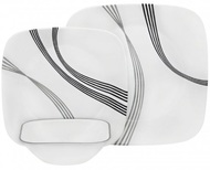 Corelle Набор посуды Urban Arc, 12 пр