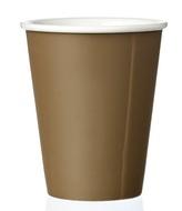 Viva Scandinavia Чайный стакан Laurа (200 мл), 9.6х8 см, коричневый