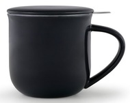 Viva Scandinavia Чайная кружка с ситечком Minima (380 мл), 9.5х9.3 см, синяя