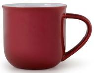 Viva Scandinavia Чайная кружка Minima (380 мл), 8.8х9.3 см, 2 шт., бордовая
