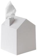 Umbra Бокс для салфеток Casa, 17х13х13 см, белый