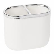 Umbra Органайзер для зубных щеток Junip, 13х10х7 см, белый