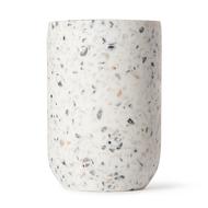 Umbra Органайзер-стакан для зубных щеток Junip terrazzo, 7х10 см
