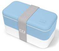 Monbento Ланч-бокс MB Original blue crystal (1 л), 18.5х9.4х10 см