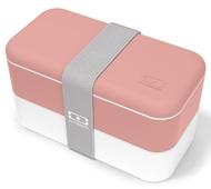 Monbento Ланч-бокс MB Original pink flamingo (1 л), 18.5х9.4х10 см