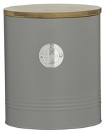 Typhoon Емкость для печенья Living (3.4 л), 16х19 см, серая