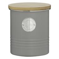 Typhoon Емкость для хранения кофе Living (1 л), 12х14 см, серая