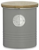 Typhoon Емкость для хранения сахара Living (1 л), 12х14 см, серая