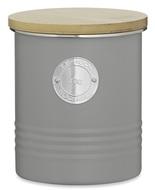Typhoon Емкость для хранения чая Living (1 л), 12х14 см, серая
