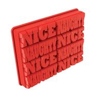 Zoku Форма для льда Naughty or Nice, 15.7х12х2.6 см