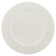 Mason Cash Обеденная тарелка Linear, 27 см, белая