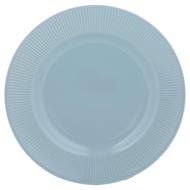 Mason Cash Обеденная тарелка Linear, 27 см, синяя