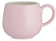 Mason Cash Чашка Embossed (350 мл), розовая