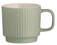 Mason Cash Чашка Embossed (355 мл), зеленая