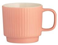 Mason Cash Чашка Embossed (355 мл), коралловая