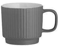 Mason Cash Чашка Embossed (355 мл), серая