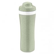 Koziol Бутылка Oase Organic (425 мл), зеленая