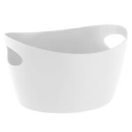 Koziol Контейнер для хранения Bottichelli L (15 л), 24x47х43 см, белый