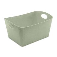 Koziol Контейнер для хранения Boxxx L Organic (15 л), 23.5x46.8x32 см, зеленый