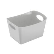Koziol Контейнер для хранения Boxxx S Organic (1 л), 10.7x19x12.6 см, серый