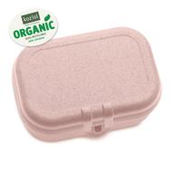 Koziol Ланч-бокс Pascal S Organic, 6x15.2x10.7 см, розовый