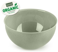 Koziol Миска Palsby M Organic (2 л), 21.2 см, зеленая