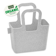 Koziol Органайзер Taschelini S Organic, 18.2x15.1x7.9 см, серый