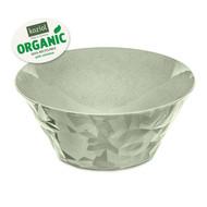 Koziol Салатница Club Bowl L Organic (3.5 л), 26.7 см, зеленая