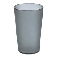 Koziol Стакан для зубных щеток Rio, 11.5x7.3 см, серый