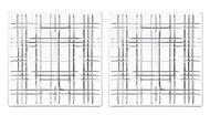 Nachtmann Набор квадратных блюд Square, 21х21 см, 2 шт