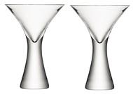 LSA International Набор бокалов для коктейлей Moya (300 мл), 2 шт