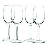 LSA International Набор бокалов для белого вина Wine (260 мл), 4 шт