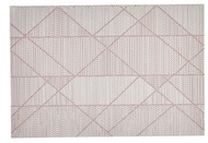 Harman Салфетка подстановочная Плата, 33х48 см, розовая