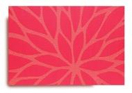 Harman Салфетка подстановочная Цветочный жаккард, 48х33 см, ярко-розовый
