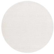 Harman Салфетка подстановочная круглая Шахматы, 35.5 см, белая