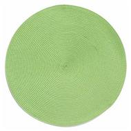 Harman Салфетка подстановочная круглая Улитка, 38 см, зеленая