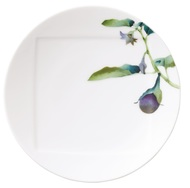 Noritake Тарелка десертная Овощной букет. Баклажан, 16 см