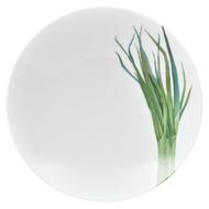 Noritake Тарелка для пасты Овощной букет. Зеленый лук, 23 см