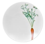 Noritake Тарелка для пасты Овощной букет. Морковка, 23 см