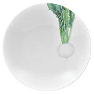 Noritake Тарелка для пасты Овощной букет. Редька, 23 см