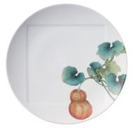 Noritake Тарелка обеденная Овощной букет. Тыква, 27 см