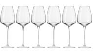 Krosno Набор бокалов для белого вина Винотека. Шардоне (550 мл), 6 шт